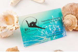 Премиум визитки в Нижнем Новгороде