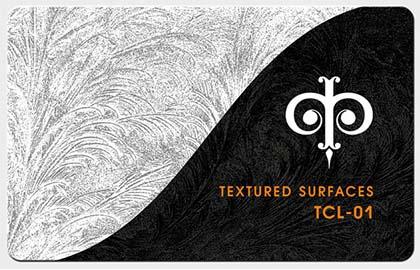 Фактура для прозрачных карт, арт. TCL-01