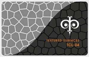 Фактура для прозрачных карт, арт. TCL-04