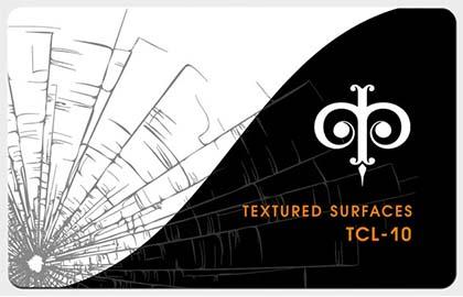 Фактура для прозрачных карт, арт. TCL-10