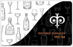 Фактуры для ресторанов, кафе, магазинов, пекарен, арт. TFO-04