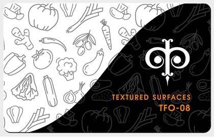 Фактуры для ресторанов, кафе, магазинов, пекарен, арт. TFO-08