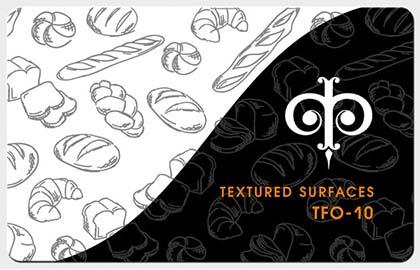 Фактуры для ресторанов, кафе, магазинов, пекарен, арт. TFO-10