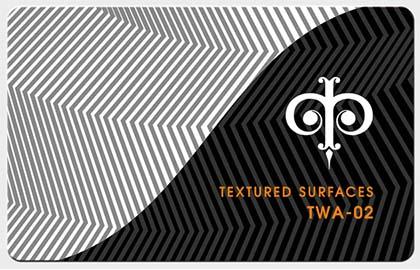 Фактуры из волнистых линий, арт. TWA-02