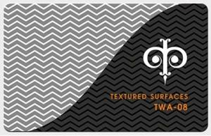 Фактуры из волнистых линий, арт. TWA-08